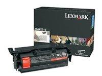 Lexmark 0X654X31E Tonerpatrone (36000 Seiten) schwarz