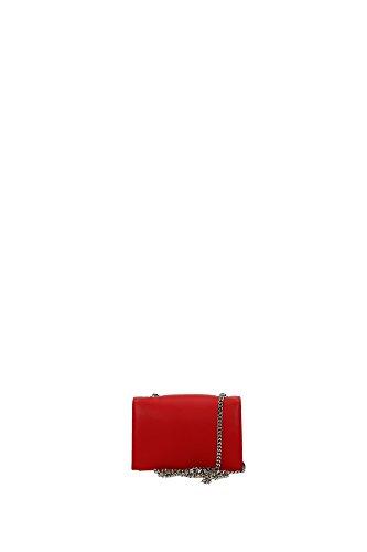 FBD1179FV10F61N Versace Versus Sac à bandoulière Femme Cuir Rouge Rouge