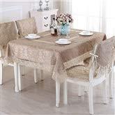 Simplicité moderne de nappe de dentelle de style européen brodé couvercle de table carré Rectangle pour la décoration intérieure, fêtes d'anniversaire, réceptions de mariage, tables de salle à manger