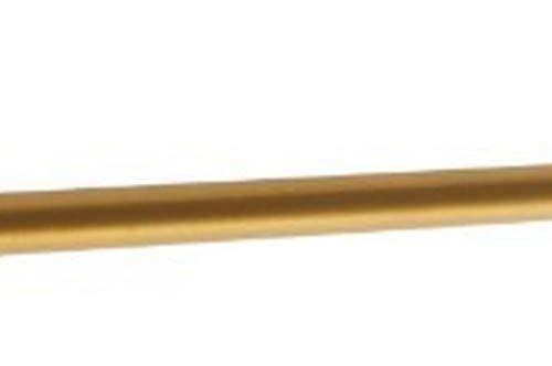 Amerock Bronze Handtuchhalter (Amerock BH 26503 GB Clarendon 18 in (457 mm) Handtuchhalter - vergoldeter Bronze)