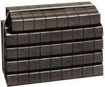 Preisvergleich Produktbild Bündel Brikett 25 kg (Union) incl. 1 x Kohleanzünder (32er Pack)
