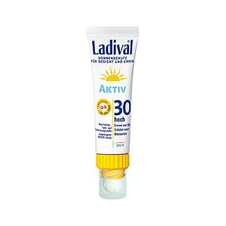 Ladival Aktiv Sonnenschutz für Gesicht und Lippen LSF30, 1 P