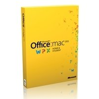 Microsoft Office for Mac Home and Student 2011 - Box-Pack - 1 Installation - nicht-kommerziell - ohne Medien - Mac
