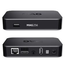 MAG 256w1 Latest Original Linux IPTV/OTT Box - Fast Processor, faster than  MAG 254-Genuine Original Box From Infomir With Built-In Wi-Fi