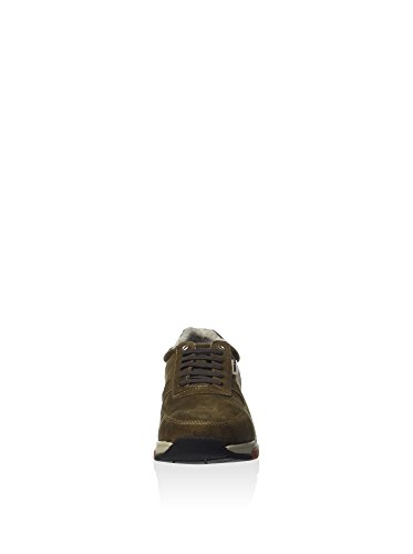 Scarpe uomo, colore Marrone , marca LUMBERJACK, modello Scarpe Uomo LUMBERJACK BRIDGE Marrone Verde Militare