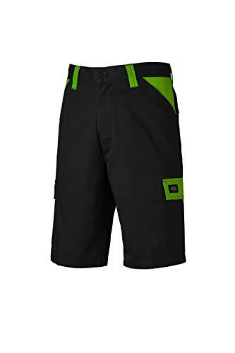 Dickies Workwear Herren Shorts Short Everyday Mehrfarbig Black/Lime DE 52 (UK 36)