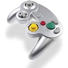 techken Nintendo WII Controller Gamecube WII U Ersatz Wired Classic Controller Gamepad für Nintendo Gamecube WII (Für Remote Gamecube Wii)