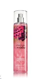Bath & Body Works Diamond Shimmer Mist - A Thousand Wishes (236ml)