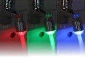 LED Wasserhahnaufsatz mit 3 Farben (keine Batterien notwendig) -