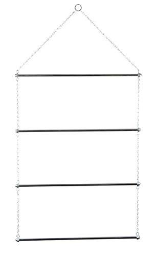 PFIFF 002301 Deckenleiter mit 4 Stangen Hängevorrichtung für Decke und Schabracke