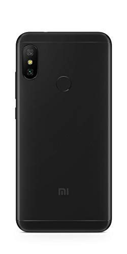 (CERTIFIED REFURBISHED) Redmi 6 Pro (Black, 3GB RAM, 32GB Storage)