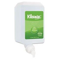 kleenex-green-certified-foam-hand-sanitizer-1000ml-clear-6-carton-sold-as-1-carton