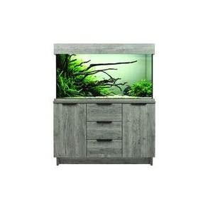 AquaOne Oakstyle Urban 230 Aquarium, Cabinet, Filter, Heater & LED Lighting