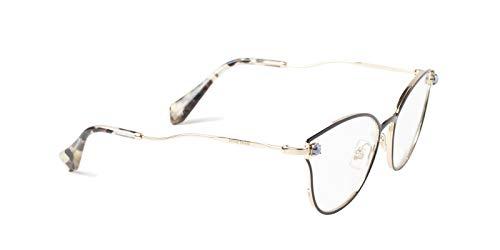 Miu Miu Brillen PEARL VMU53Q BLACK Damenbrillen