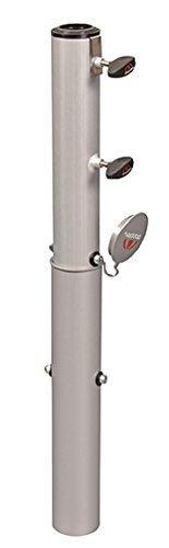 Doppler Bodenhülse bis 60 mm (Stahl-rohr Rostfreiem Aus Gewinde)