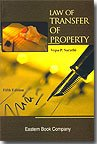 LAW OF TRANSFER OF PROPERTY ,2012 Reprint (5th Edition)