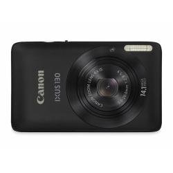 Canon IXUS 130 Digitalkamera (14 MP, 4-fach opt. Zoom, 6,9cm (2,7 Zoll) Display, HD Video, bildstabilisiert) schwarz Canon Ixus Kameras