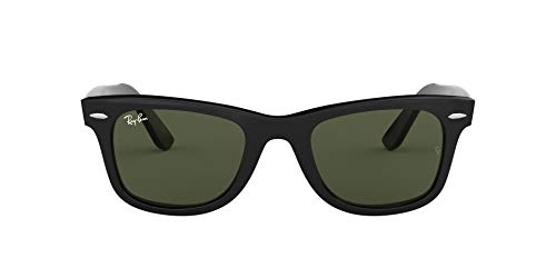 Ray-Ban MOD. 2140 Sun Occhiali da Sole, Unisex Adulto, Nero, 54 mm