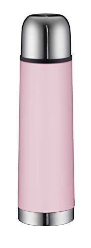 Alfi Isolierflasche Isotherm Eco, Edelstahl Quarz Rose 0,5 l