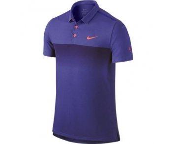 Nike NIKE PREMIER RF POLO MIDNIGHT NAVY/METALLIC SILVER - L