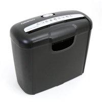 Trituradora de Papel OMEGA ONP601S Máximo 6 hojas, 7mm, Para Tarjetas