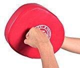 Zantec Boxing Mitt Training Ziel Fokus Punch Pad Handschuh MMA Karate Muay Kick Kit (Mma Mitt Ziel Boxen)