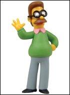 Simpsons-Figurines-Series-1-Evergreen-terrace-Ned-Flanders