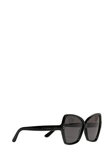 Céline Damen 4S064cplb38no Schwarz Acetat Sonnenbrille
