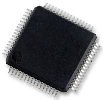 ETHERNET SWITCH, 3PORT, IEEE1588, 64LQFP KSZ8463RLI By MICROCHIP