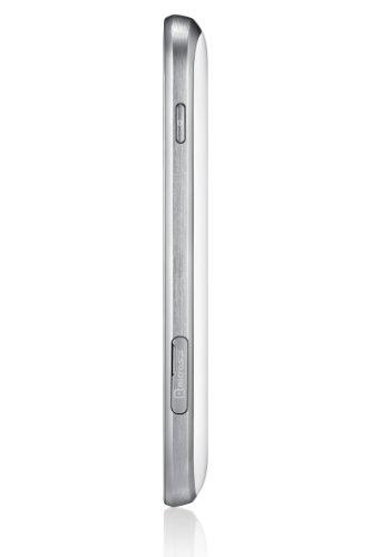"Samsung Galaxy Trend GT-S7560 Smartphone Ecran tactile 4"" (10,2 cm) Android 4.0.4 Ice Cream Sandwich Bluetooth Wi-Fi Blanc - 5"