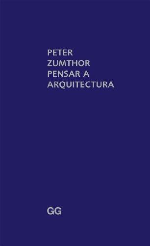 Pensar a arquitectura
