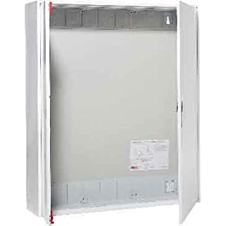 abb-entrelec – Floor Distributor Surface IP43 1/3 A Door Metalico/A WHITE