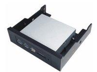 M-Cab 7070021 panel bahía disco duro - Drive bay