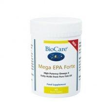 Biocare Mega EPA Forte - Pack of 60 Capsules