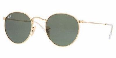Ray-ban 3447 Arista Crystal Green Sunglasses