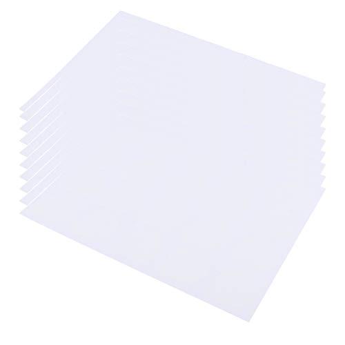 B Blesiya 2pcs Outil Cosmétique porte-colle Autocollant Cils Extension Sticker Palette de colle de Faux Cils pour Maquillage - S