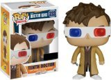 Funko - Figurine Doctor Who - 10th Doctor Lunettes 3D Exclu Pop 10cm - 0849803056131