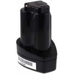 Premium Akku für Werkzeug Metabo PowerMaxx BS, Li-Ion, 10,8V