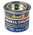 Revell Enamels 14ml grau ist blau matt Paint