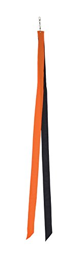 lock Kite-Tails 60-Inch orange/schwarz ()