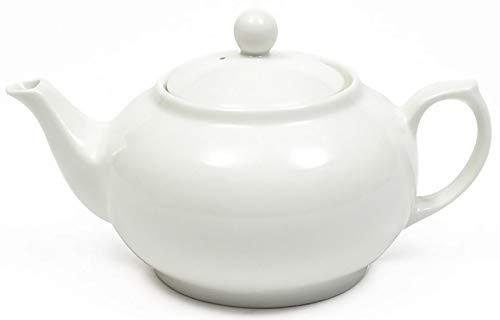 Maxwell Williams P036L White Basics Théière 4 tasses Porcelaine