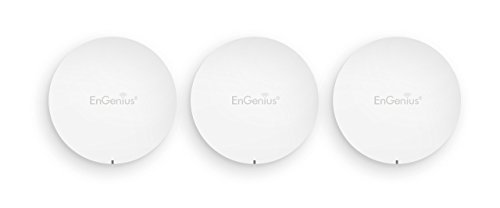 Price comparison product image EnGenius EMR3000 AC1200 Dual-Band Whole Home Mesh Wi-Fi Network System covers approx. 6, 000 sq. ft. (3-Pack) - White