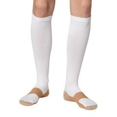 Copper compression socks by Coppercross. (Small/Medium ) USA Foot Size 4-8 by Coppercross socks