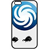 Lovers Gifts iPhone 7 Spore Print Hard Plastic Gel Frame Handy Hülle Cover