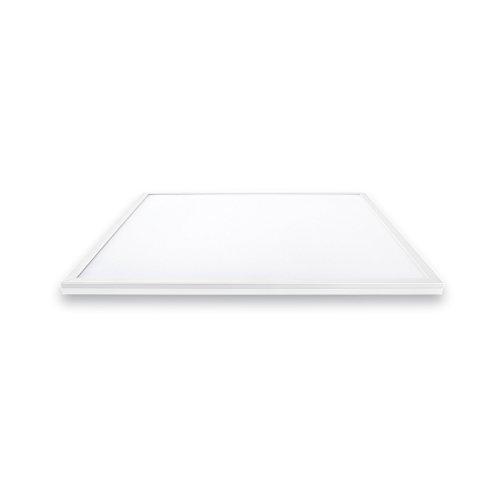 LED Panel Einbauleuchte 48 Watt quadratisch 62x62cm weiß - neutral weiß
