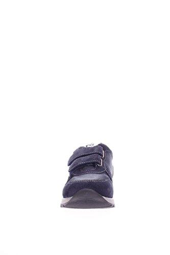 Nero Giardini Junior Kinder Sneaker a629950m-200Sneaker Klettverschluss Blau