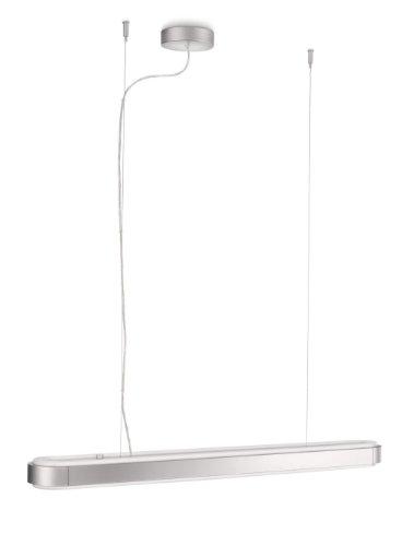 Philips myLiving Attract - Lámpara colgante, iluminación interior, color gris