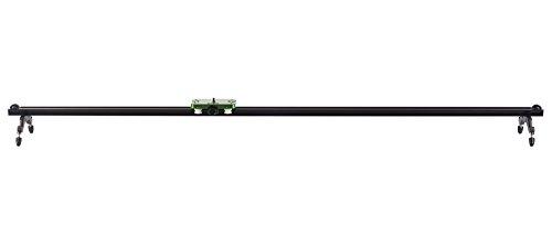 Genesis B-Slide 120II binari Video Dolly Slider (120cm, portata 4,5kg, Alluminio, peso