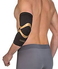 Compression Elbow Sleeve (L) (Elbow Compression Sleeve Kupfer)