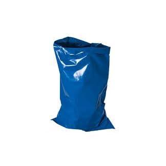 Just Bin Bags Excelentes Precios para Bolsas de Basura 100 Sacos de escombros Azules – Bolsas de Basura, Calibre 400, 100 micrones (Azul Extra Pesado 20kg, 50 x 76cm – 20×30)